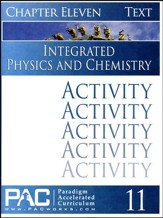 Integrated Physics and Chemistry Activity Booklet, Chapter 11