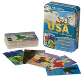 WorldWise USA Card Game