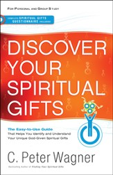 Discover Your Spiritual Gifts: Includes Study Guide