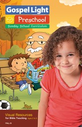 Preschool Visual Resources for Bible Teaching Ages 2 - 5 Fall 2014 Year B