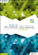 NVI/NIV Biblia bilingue nueva edicion, Negro (NVI/NIV New Bilingual Bible Edition, Black)