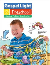 Preschool PreK and Kindergarten Activity Pages Ages 4 & 5 Winter 2014-15 Year B