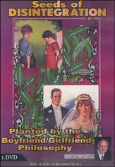 Seeds of Disintegration Planted by the Boyfriend/Girlfriend Philosophy DVD