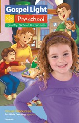 Preschool Visual Resources for Bible Teaching Ages 2 - 5 Spring 2015 Year B
