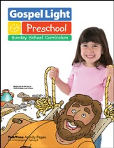 Preschool PreK and Kindergarten Activity Pages Ages 4 & 5 Spring 2015 Year B