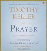 Prayer: The Essential Guide Unabridged CD/Audio Unabridged CD/Audio