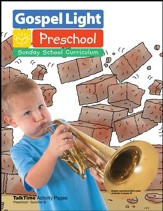 Preschool Activity Pages Summer 2015 Year B