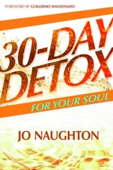 30-Day Detox For Your Soul - eBook