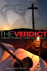 The Verdict-Adult Bible Study-KJV