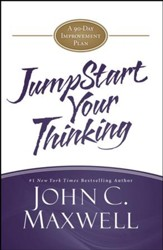 JumpStart Your Thinking: A 90-Day Improvement Plan - eBook