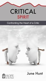 Critical Spirit: Confronting the Heart of a Critic - eBook