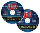 Director's Resource CD Set