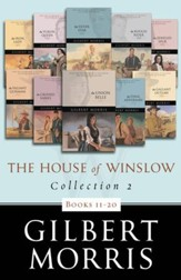 The House of Winslow Collection 2: Books 11 - 20 - eBook