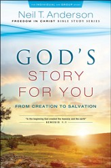 God's Story for You: Discover the Person God Created You to Be (Study 1)