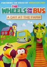The Wheels on the Bus: A Day at the Farm, DVD