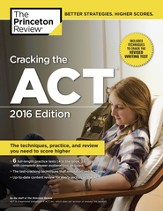 Cracking the ACT, 2016 Edition - eBook