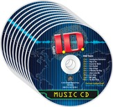 Music CD--Vocal & Piano, pack of 10