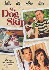 My Dog Skip, DVD