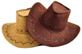 SonWest Roundup: Adult Micro Suede Cowboy Hat