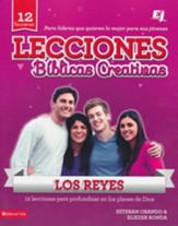 Lecciones Bíblicas Creativas: Los Reyes  (Creative Bible Lessons: 1 & 2 Kings)