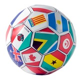 Small International Soccer Balls (package of 12)