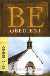 Be Obedient (Genesis 12-25)  - Slightly Imperfect