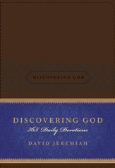 Discovering God: 365 Daily Devotions - eBook
