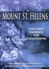 Mount St. Helens: Explosive Evidence for Catastrophe (DVD)