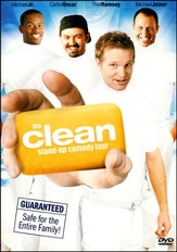The Clean Stand-up Comedy Tour DVD
