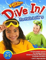 Dive In! Easy Prep Lessons for Ages 5 to 7