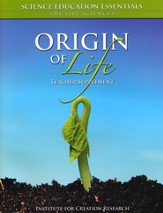 Origin of Life, softcover