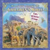 Listen-Along Children's Bible: 7 CD's, 60 Stories, 25 Songs Plus Song Book