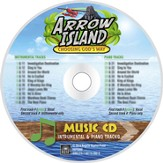 Arrow Island Music CD, 2014