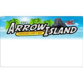 Arrow Island Nametags, pack of 48