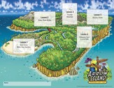 Arrow Island Passes, pack of 10