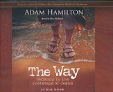 The Way: Walking in the Footsteps of Jesus  Audiobook CD