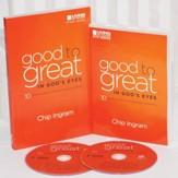 Good to Great in God's Eyes Personal Study Guide Kit (1 DVD &  1 Study Guide)