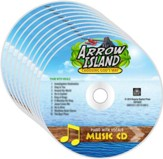 Arrow Island Music CD: Piano with Vocals, pack of 10