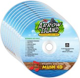 Arrow Island Music CD: Instrumental with Vocals, pack of 10
