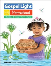 Preschool TalkTime Activity Pages Ages 2 & 3 Fall 2015 Year A