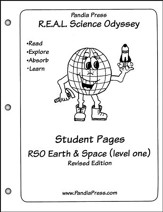 R.E.A.L. Science Odyssey: Earth & Space Level One Student Pages