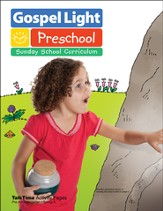 Preschool PreK Kindergarten TalkTime Activity Pages Ages 4 & 5