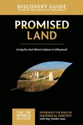 Promised Land Discovery Guide: Living for God Where Culture Is Influenced - eBook