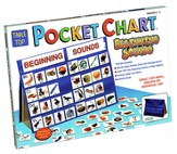 Tabletop Pocket Chart: Beginning Sounds