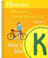 Horizons Phonics & Reading, Grade K, Reader 2