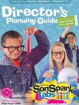 VBS 2015 SonSpark Labs - Director's Planning Guide