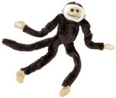 Plush Hanging Monkeys, pack of 6