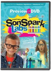 VBS 2015 SonSpark Labs - Preview DVD