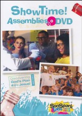 VBS 2015 SonSpark Labs - Showtime! Assemblies DVD