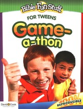 Game-A-Thon for Tweens